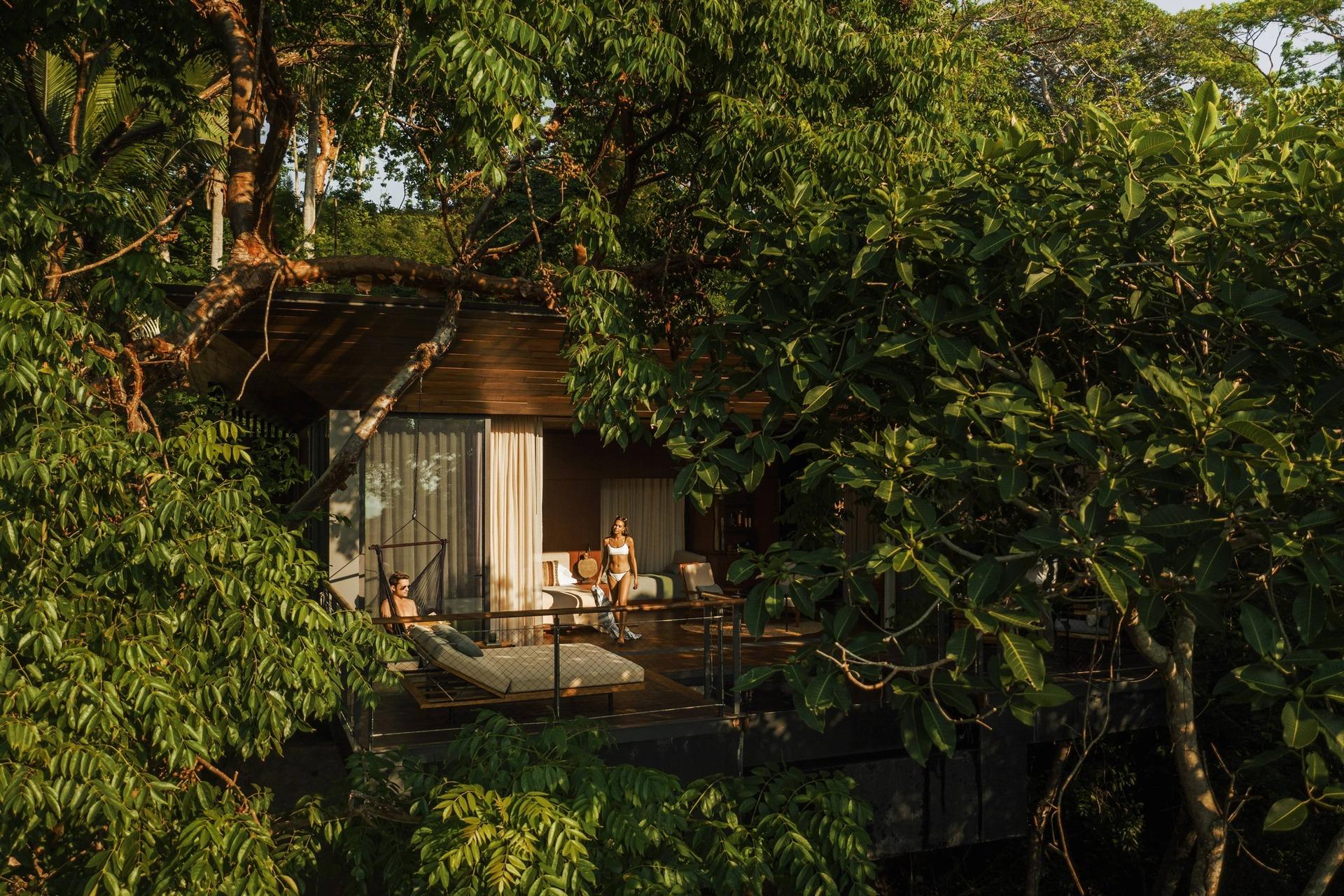 Перші у світі приватні будинки ONE&ONLY.  Кожен має індивідуальний дизайн та побудований з урахуванням свого унікального розташування.