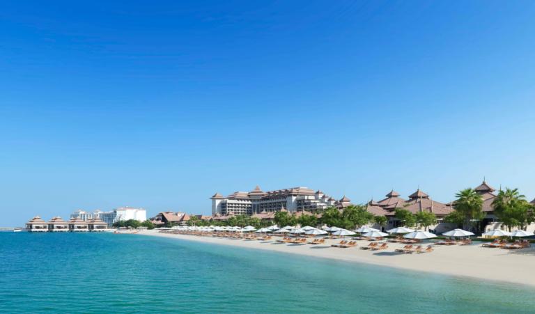 Каникулы в Anantara The Palm Dubai Resort 5*