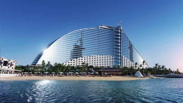 Jumeirah Beach Hotel, Dubai 5*