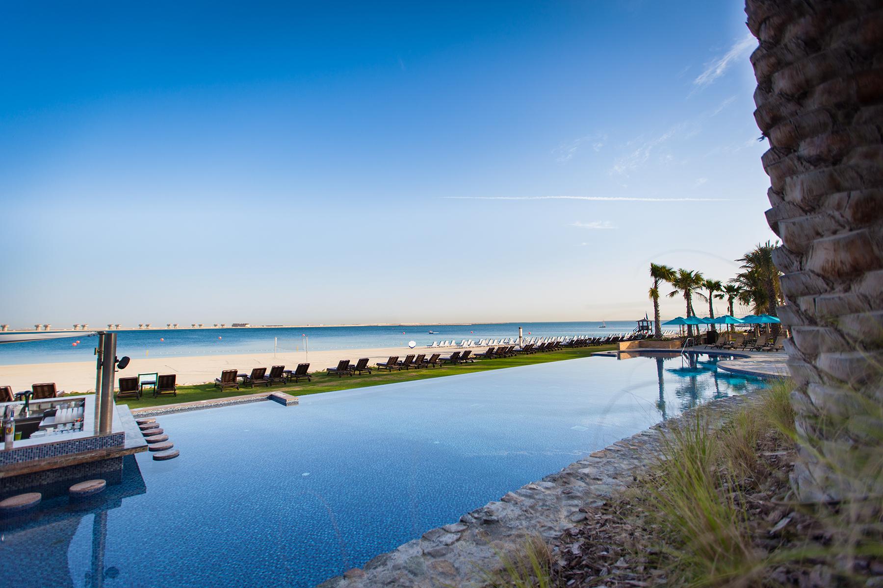 JA Jebel Ali Golf Resort - нагороджений премією World Travel Awards в 2012 році в категорії