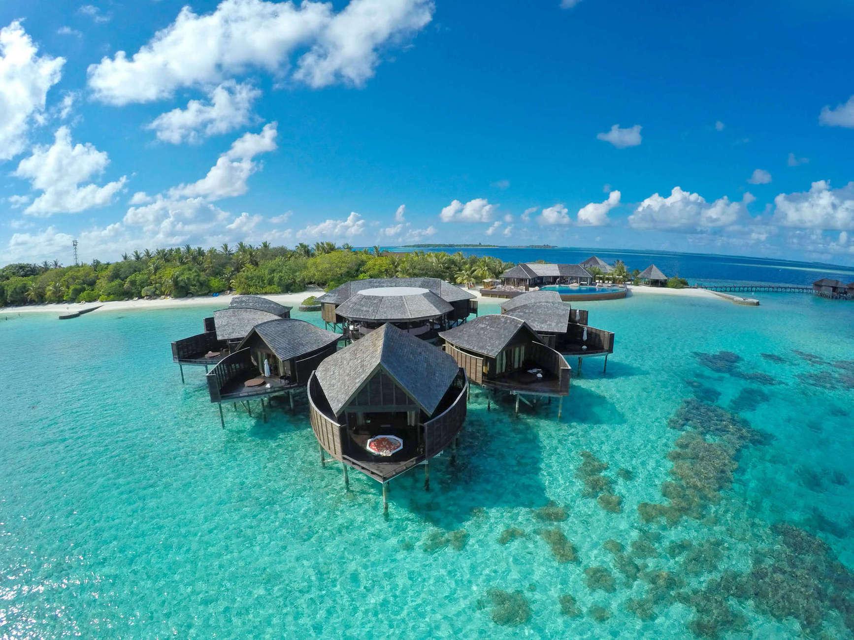 Tamara Spa by Mandara - победитель Всемирной премии «Luxury Spa Awards 2017» в категории «Лучший курорт класса Luxury» на островах Индийского океана.