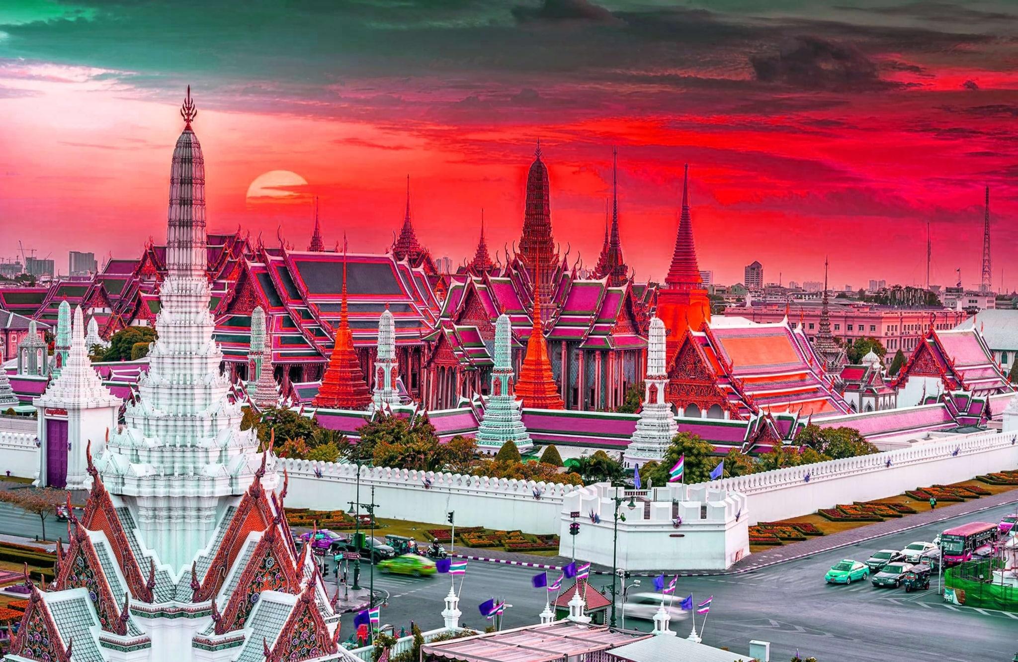 Столиця Бангкок
