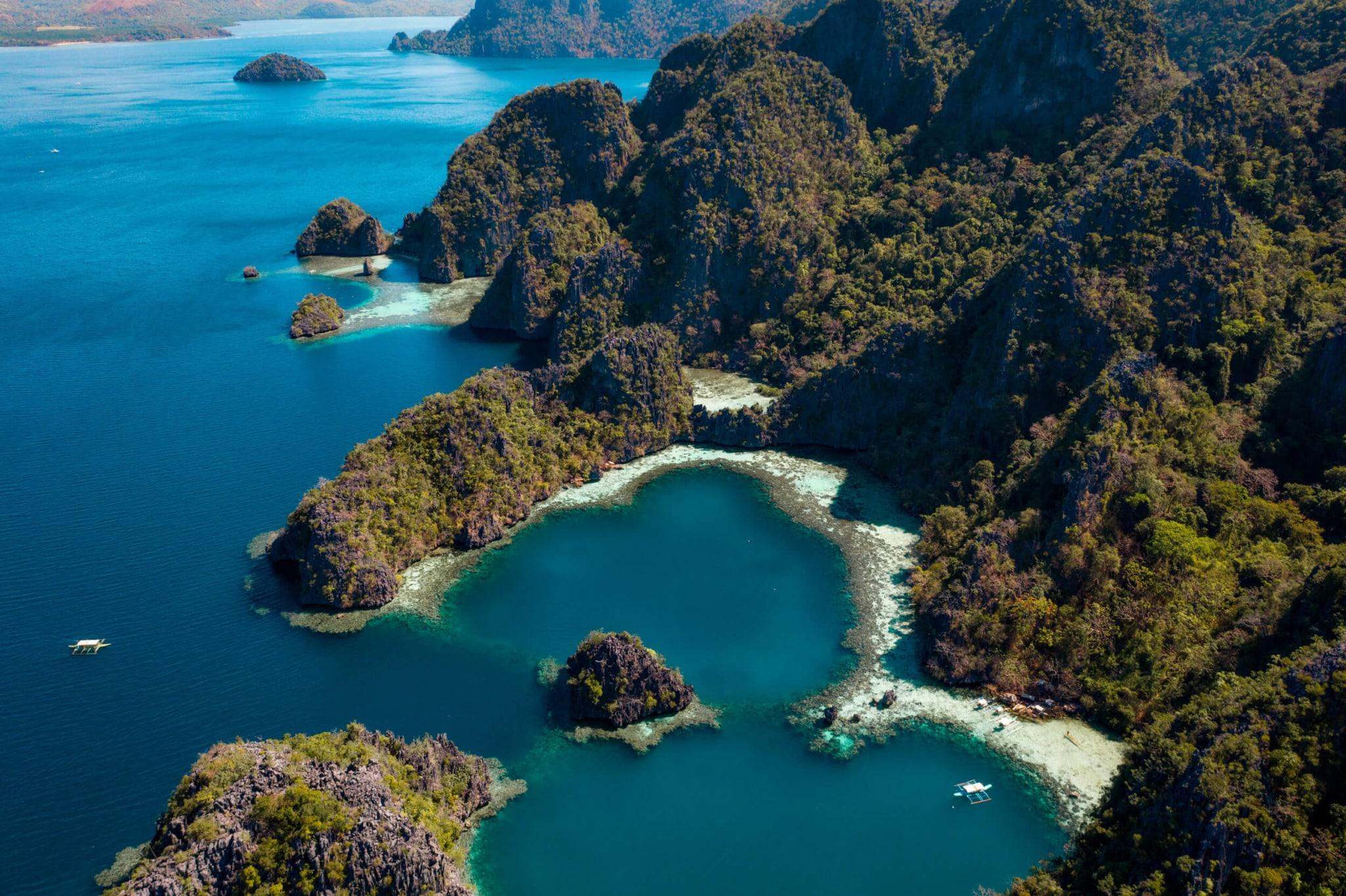 Країна тисячі островів