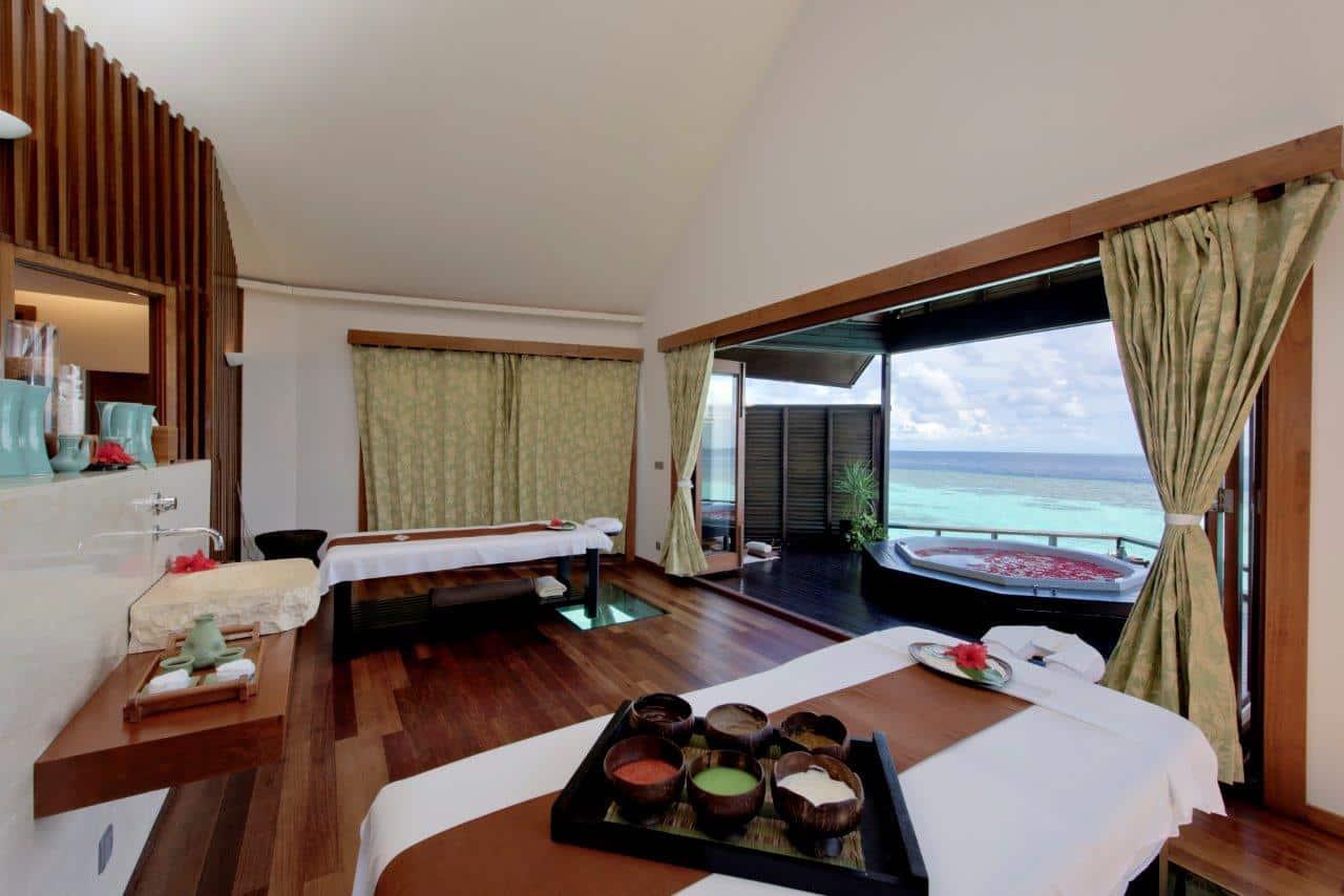 До ваших послуг - найкращий SPA-центр Tamara Spa by Mandara на островах Індійського океану