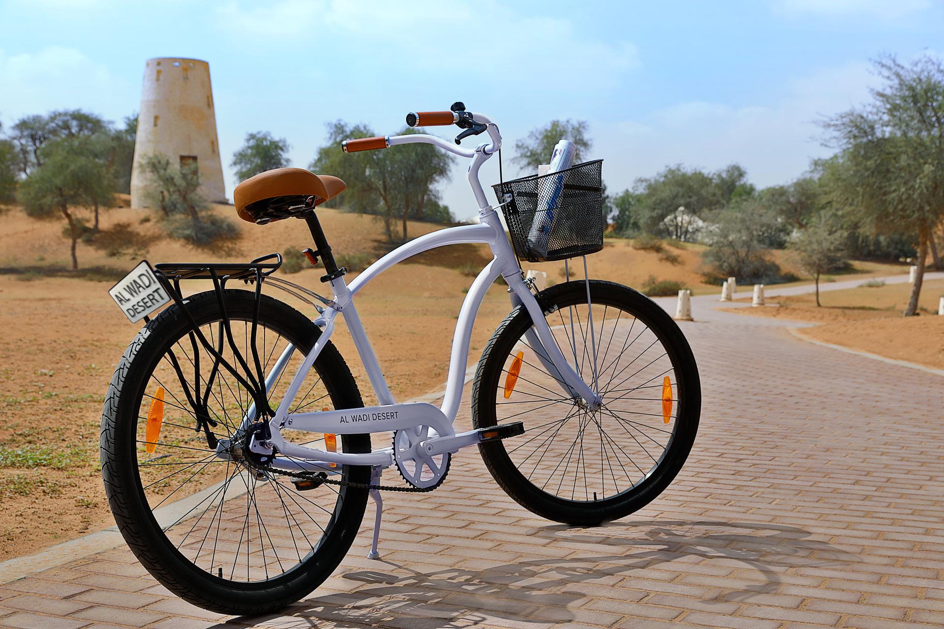 Готель надає безкоштовні велосипеди для усієї сім'ї.