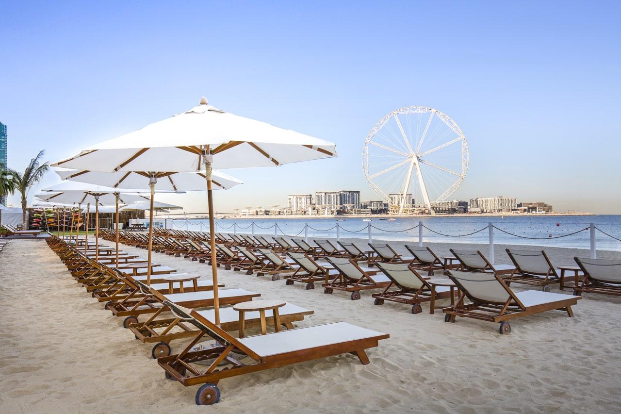 Приватна пляжна зона протяжністю 400 м і чудовий вибір ресторанів дозволять вам повною мірою насолодитися відпочинком.