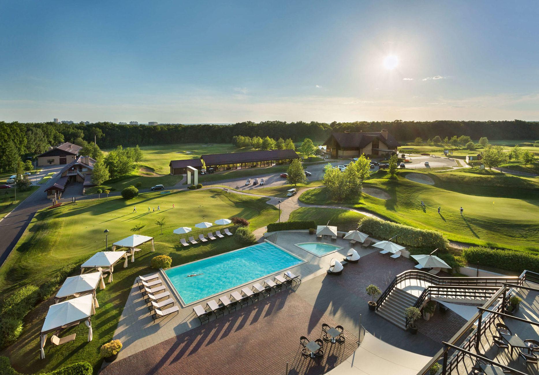 Superior Hotel - лучший гольф-отель 2017 года и лучший спорт-отель 2018 по версии International Hospitality Awards.