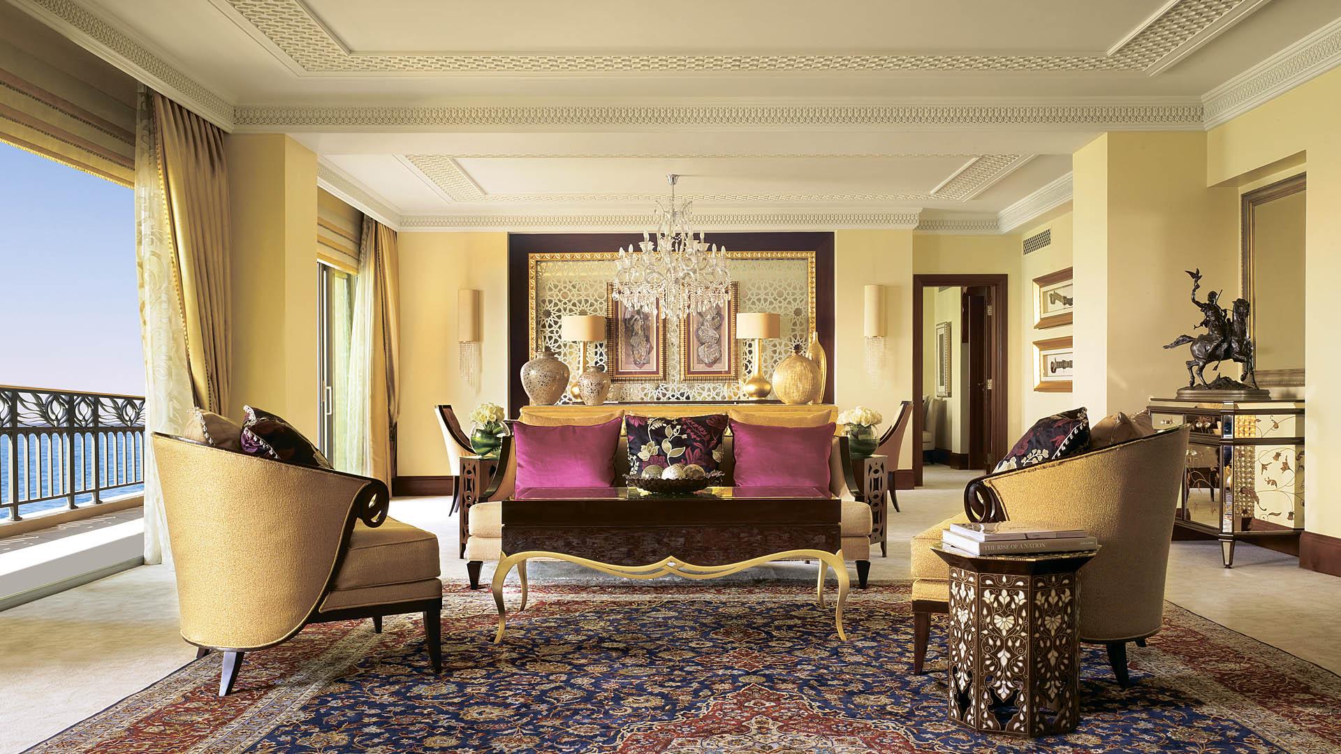 Готель One&Only Royal Mirage вважається одним з найстильніших прибережних курортів Дубаю