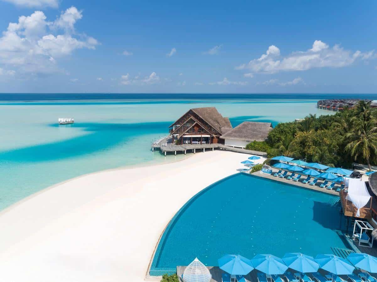 о.Дигуфинолу атолла Южный Мале, Мальдивы