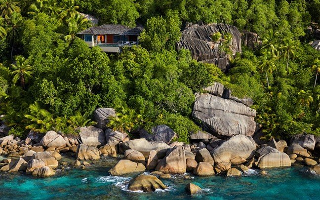 У вас є можливість орендувати увесь острів для особливої події.