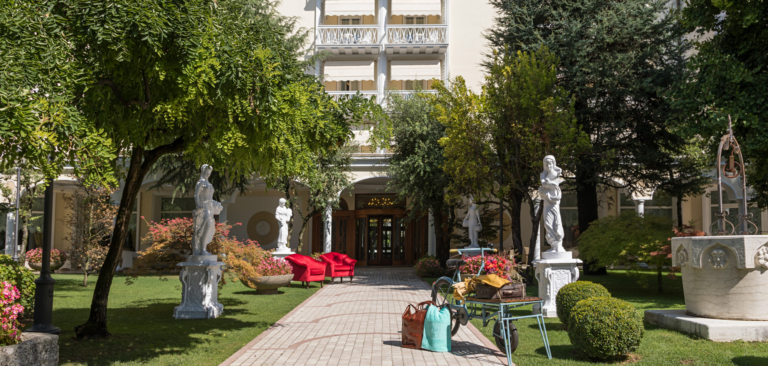HOTEL DUE TORRI TERME — ROMANTIC THERMAL SPA