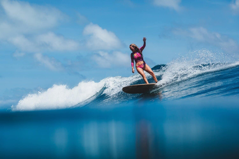 Отель предлагает ЭКО-серфинг. Все оборудование соответствует экологическим стандартам и изготовлено из переработанного материала, что делает это развлечение первой в мире программой без ущерба природе