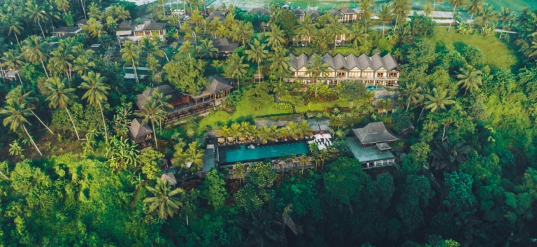 Chapung Sebali Resort & SPA Ubud 5*