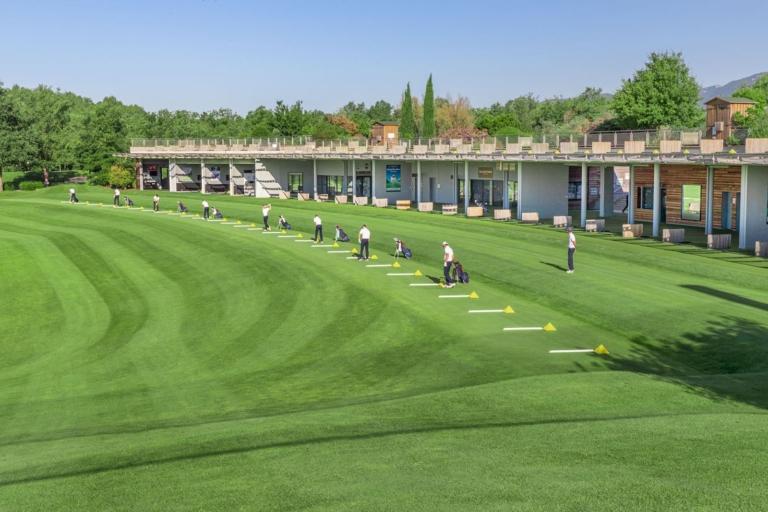 Пограємо у гольф в Ніцці!
