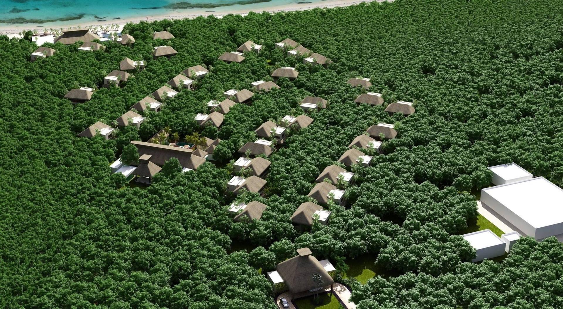 В отеле придерживаются политики сохранения пляжа, уважения к морю и экологического потребления. Поэтому и сам Chablé Maroma спроектирован и построен таким образом, чтобы не навредить окружающей среде.