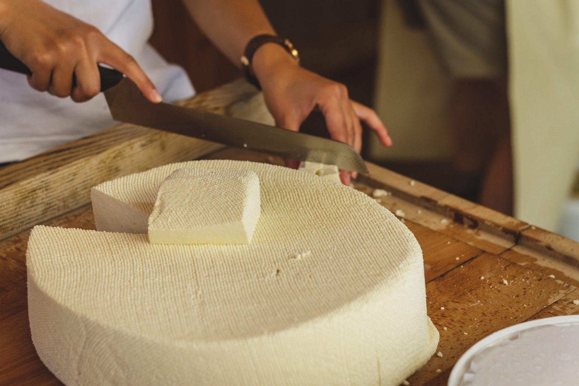 Узнаете об армянских традициях сыроделия, увидите процесс изготовления сыра