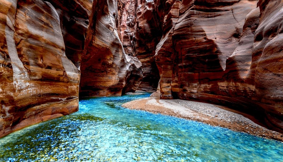Иорданский Большой каньон