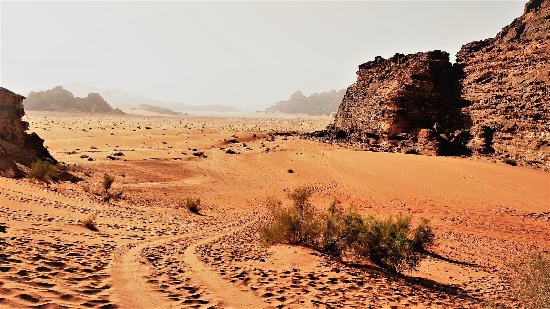 Пустеля Руб-ель-Халі