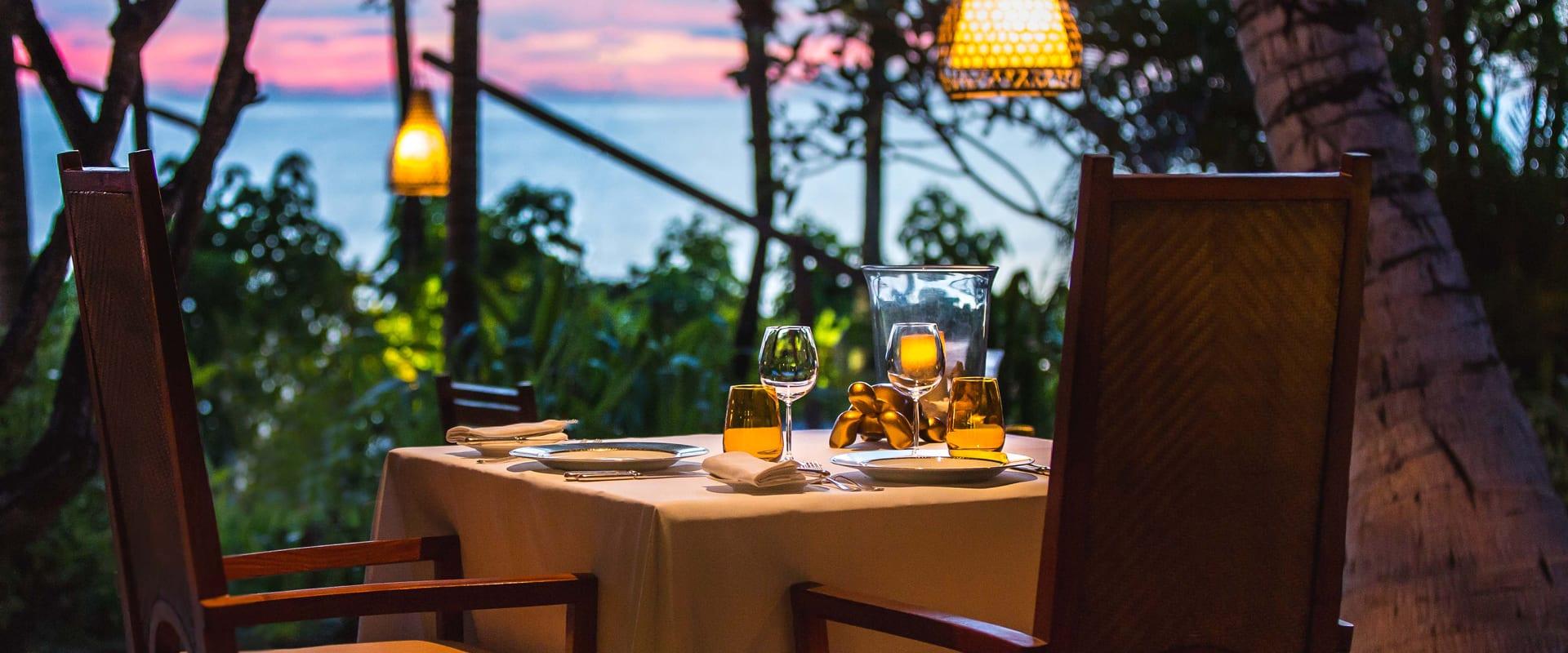 Влаштуйте незабутню романтичну вечерю у затишній атмосфері із близькою людиною