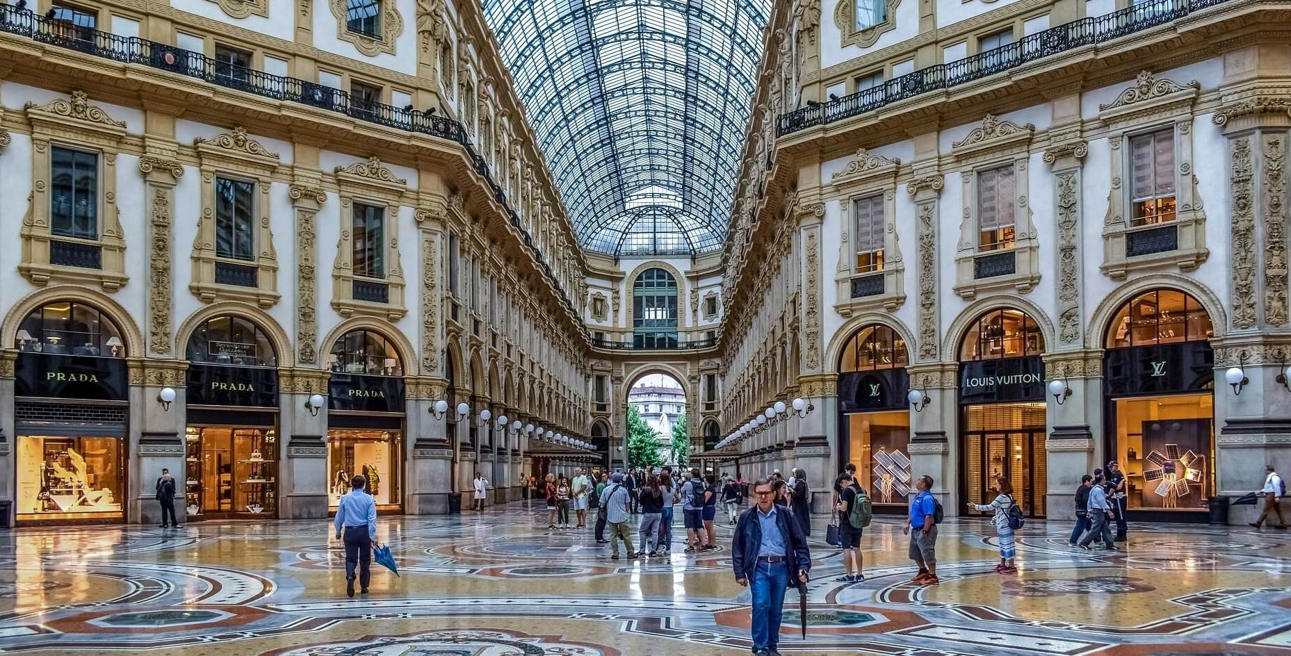 Шоппинг в Милане - это незабываемое путешествие для модников и модниц!