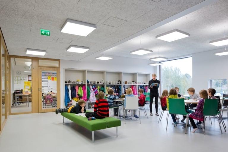 Школа майбуднього. Досвід Фінляндії