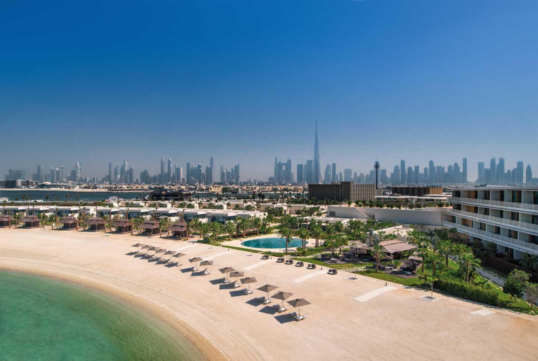 Унікальне розташування на ексклюзивному острові (10 хвилин від Dubai Mall, 20 хвилин до Mall of the Emirates).
