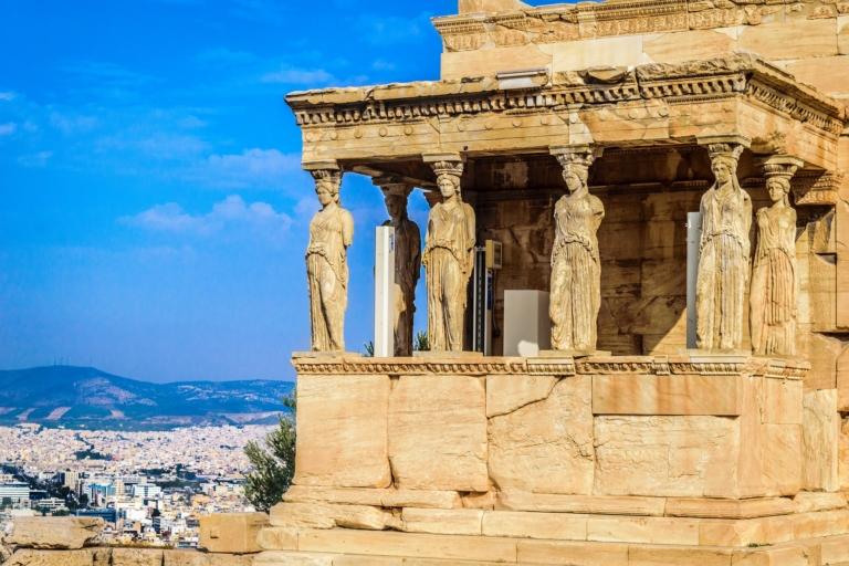 Тур для архітекторів в Афіни