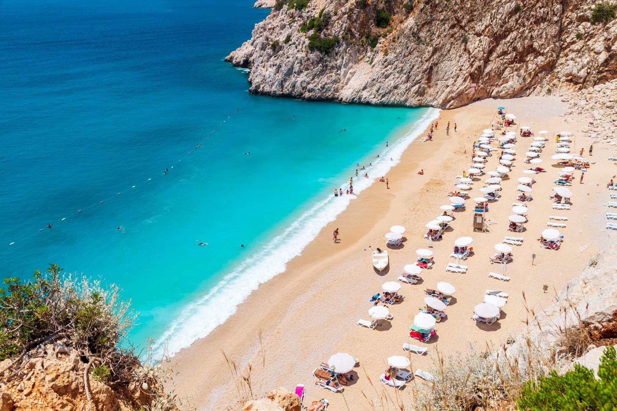 Найчистіші пляжі