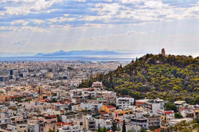 Тур для архитекторов в Афины