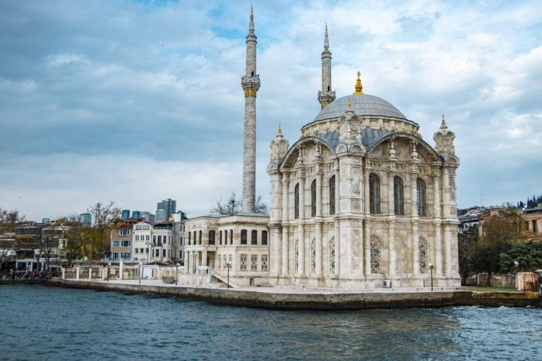 Архитектурный тур в Стамбул
