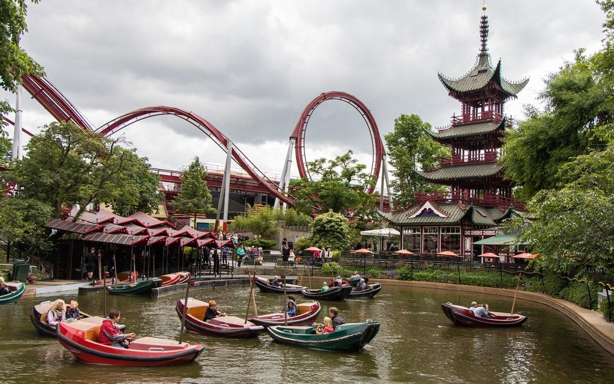 Найстаріший у світі парк розваг
