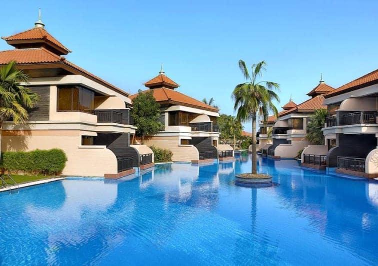 Anantara Dubai Palm Jumeirah Resort & Spa 5*